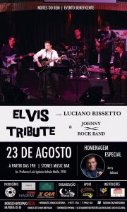 Elvis tribute - 23 de agosto de 2017