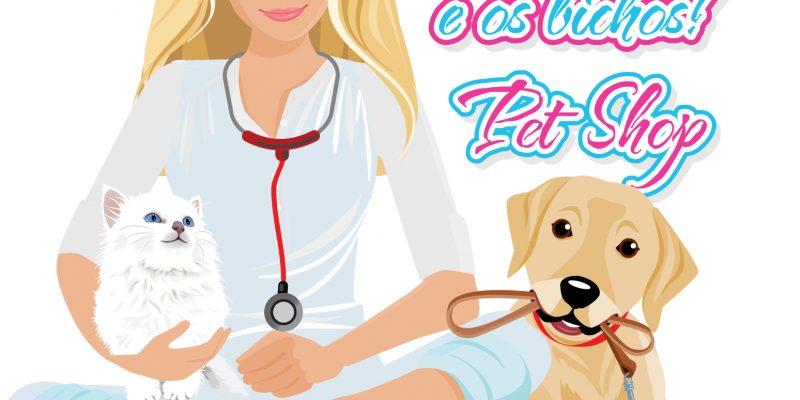 Dra. Zê e os bichos Pet Shop