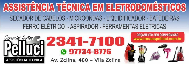Comercial Irmãos Pelluci Ltda-ME